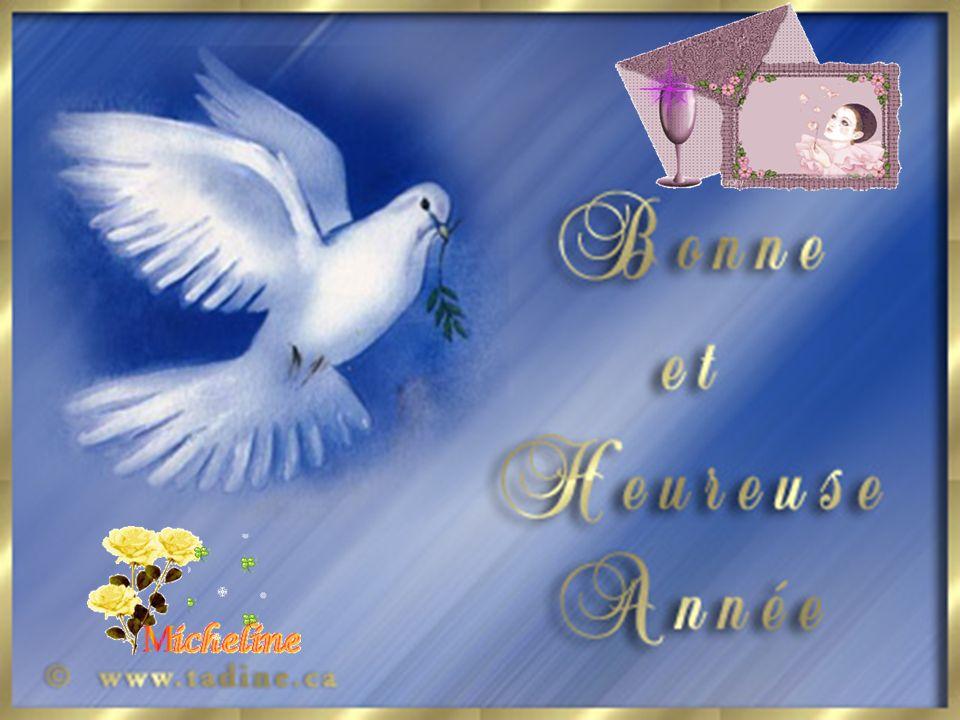 Que la paix règne sur le monde