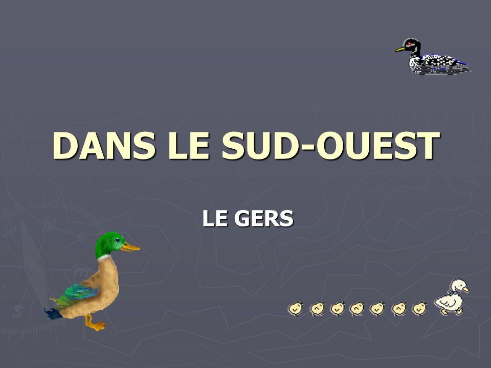 DANS LE SUD-OUEST LE GERS