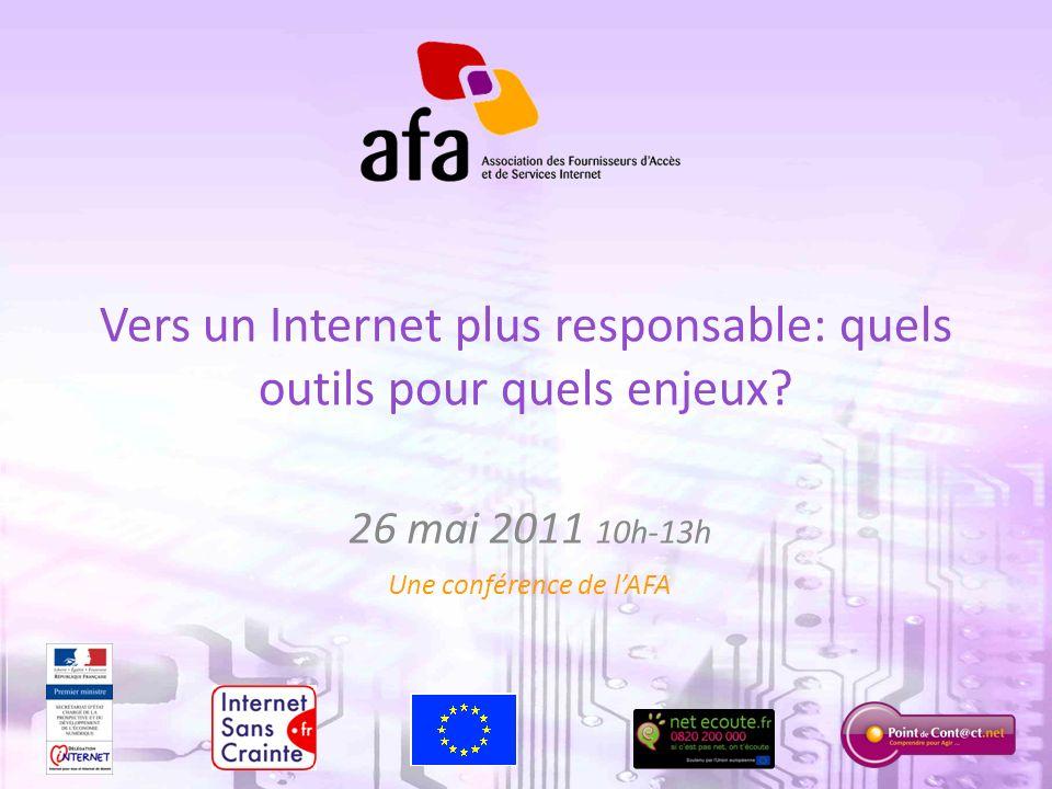 Une conférence de lAFA – 26-MAI-2011 Signal Spam mobilise les internautes et fournit lécosystème email en données contre le spam et les botnets Vick Hayford, Vice-président Stratégie & Développement
