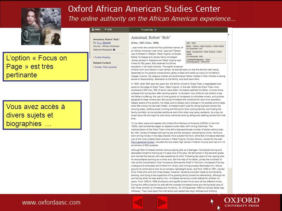 www.oup.com/uk/academic/online/librarians Vous pouvez assister à des présentations similaires sur dautres ressources dOxford University Press en ligne dans le Librarian Resource Center