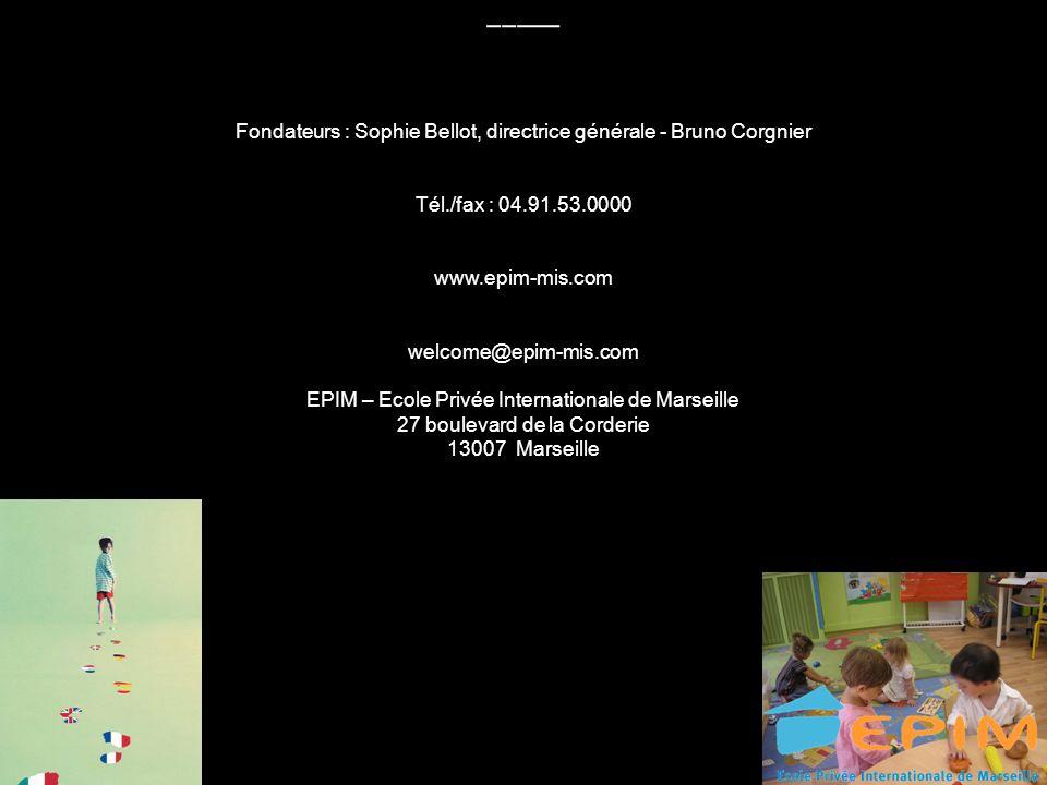 LEPIM – UNE ECOLE POUR CONQUERIR LINTERNATIONAL LEPIM – UNE ECOLE POUR CONQUERIR LINTERNATIONAL Cité des Entrepreneurs – 3 octobre 2006 _____ Fondateu
