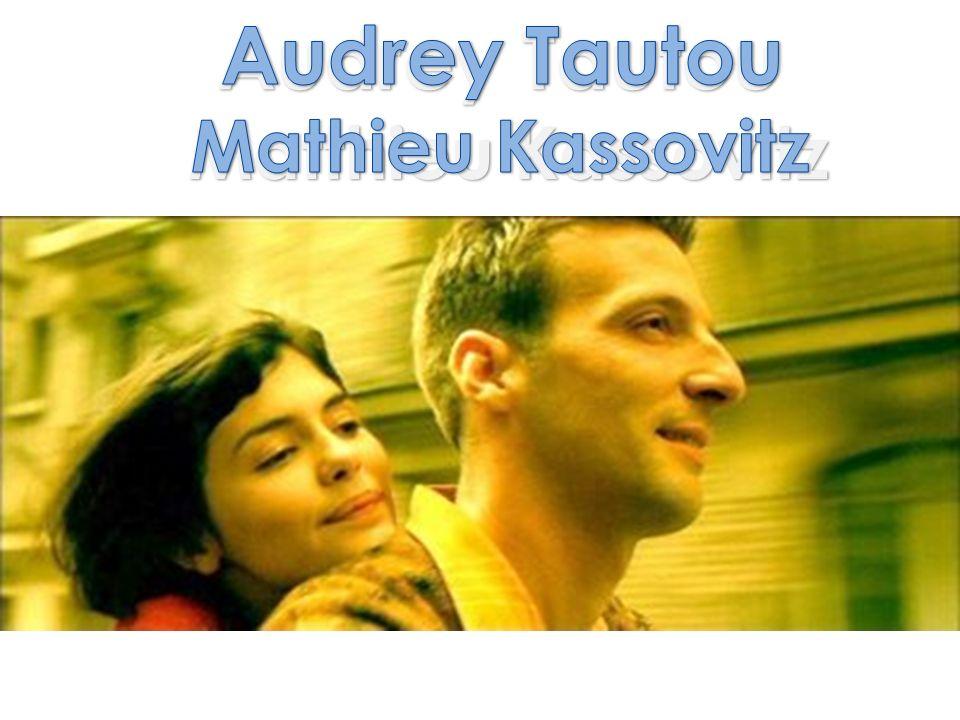 Audrey Tautou Matthieu Kassovitz