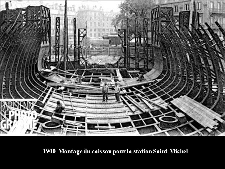 1900-1905 Rotonde de la Villette