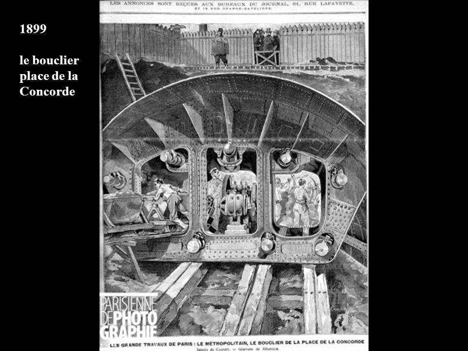 1905 – traversée du port de lArsenal par la ligne Clignancourt – Porte dOrléans