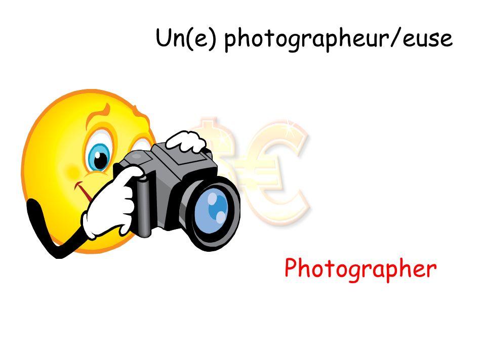 Un(e) cinéaste Cameraman Camerawoman