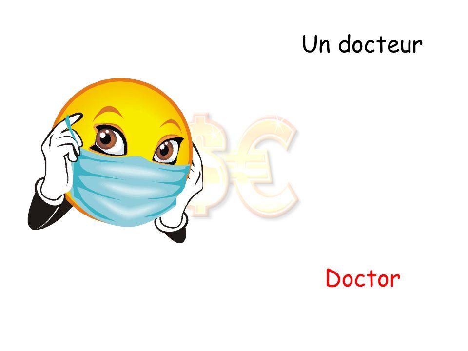 Un docteur Doctor