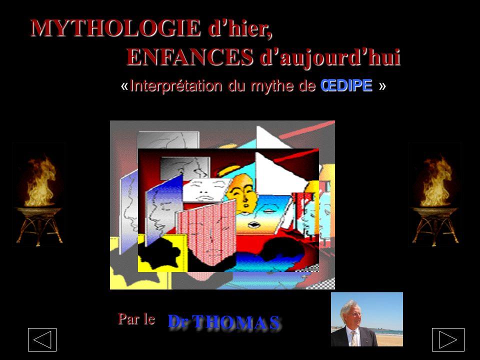 ŒDIPE et le TEMPS, filiation et reproduction