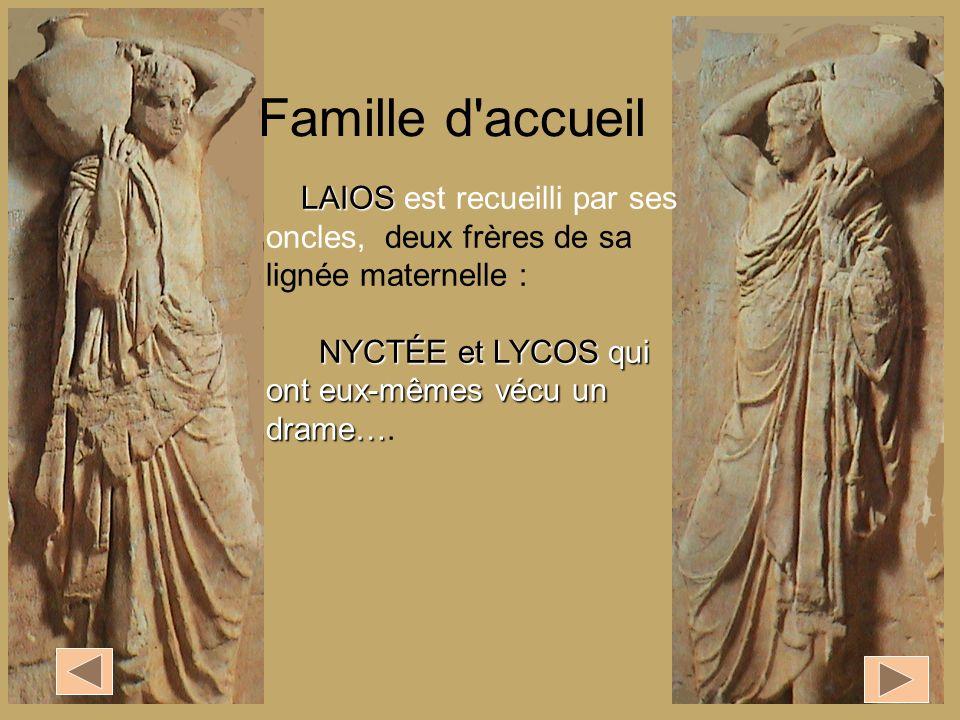 ANTIOPE la fille de NYCTÉEZEUS ANTIOPE la fille de NYCTÉE est violée par ZEUS.