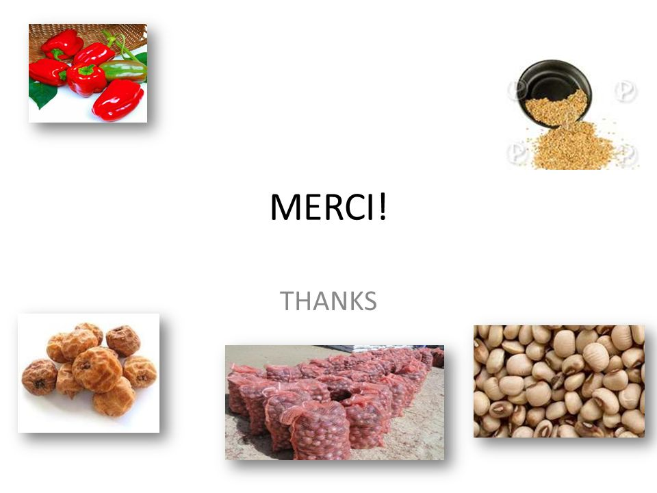 MERCI! THANKS