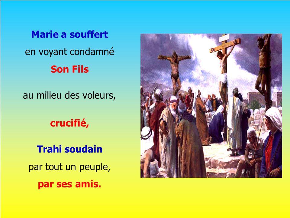 .. Jésus est parti annoncer la nouvelle À tous les enfants égarés dIsraël. On la vu faire des miracles pendant trois ans