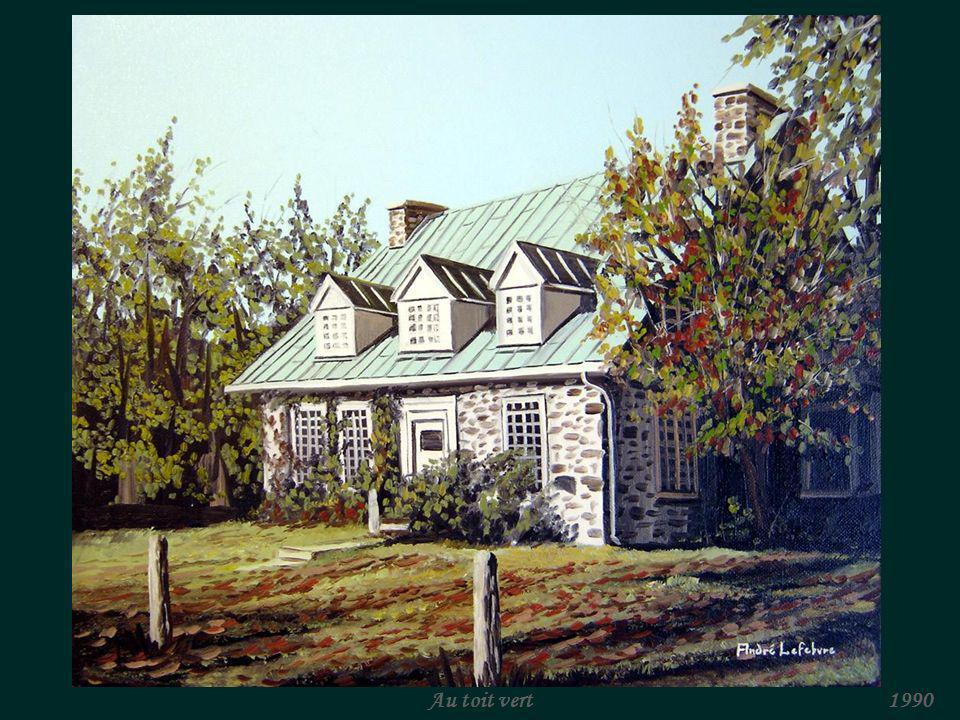 Le petit toit vert1990