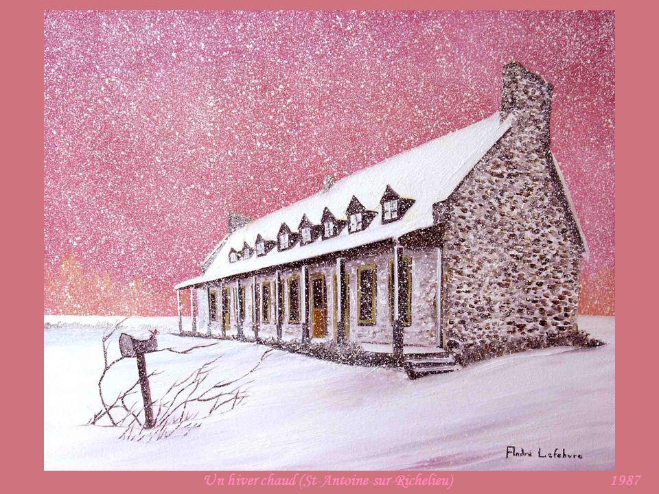 Manoir Trent (Drummondville)1986