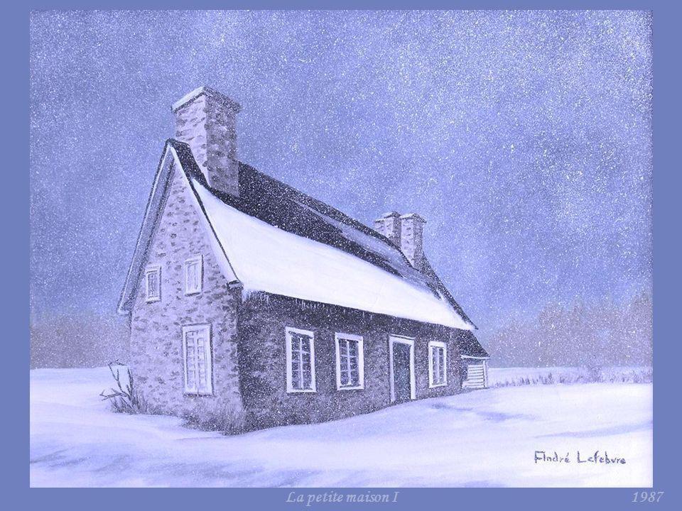 Un hiver chaud (St-Antoine-sur-Richelieu)1987