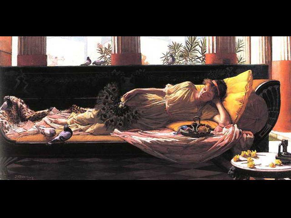 J. W. Waterhouse est un des grands peintres britanniques du XIX ° siècle. Sa vie est vraiment méconnue, quant à son oeuvre elle commence seulement à ê