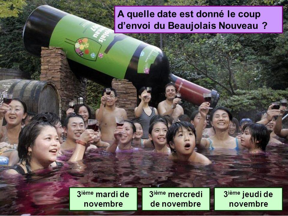 Combien y a-t-il de crus dans le Beaujolais ? 6 8 10