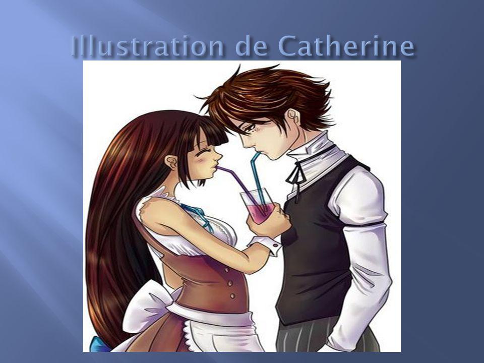 cour Voir lillustration de Catherine (fin de la discussion Et attend avant de te partir je veut te donner une photo ! De moi et mon petit amis a la mê