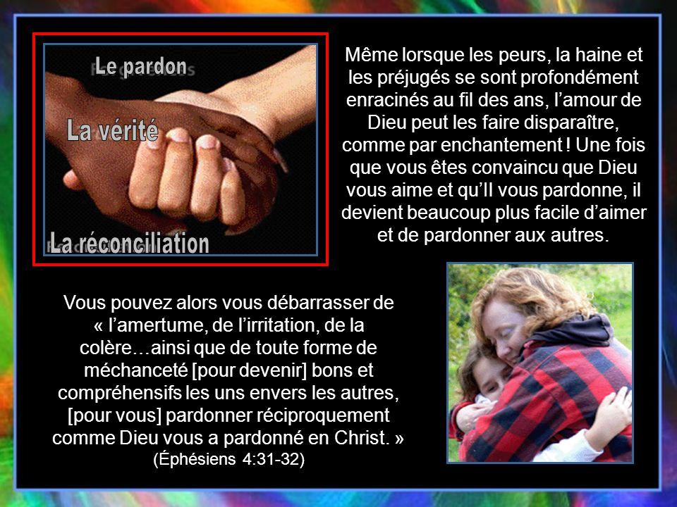La Bible dit de Jésus : « Nous Lui devons notre paix.