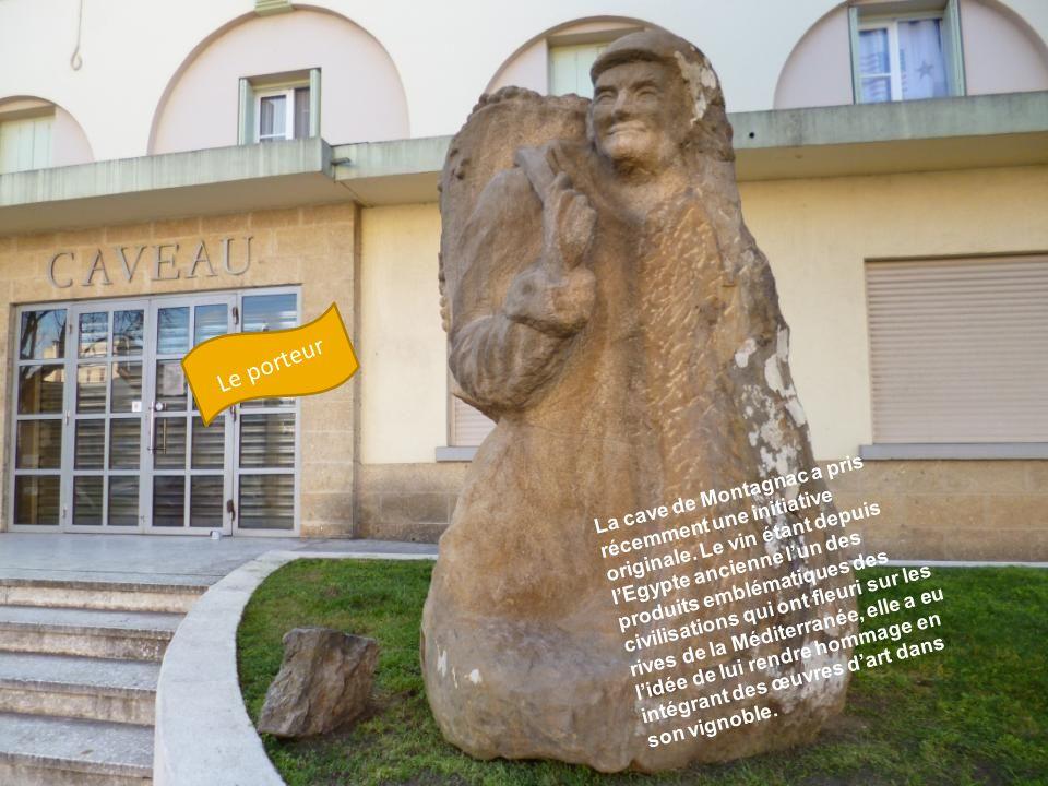 La cave de Montagnac a pris récemment une initiative originale.