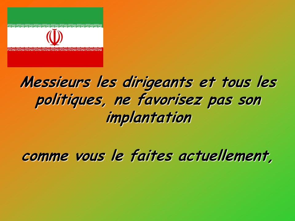 Une telle religion na pas sa place en France !!!