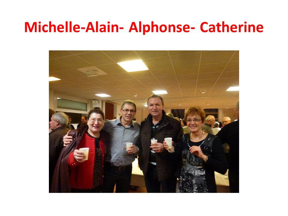 Michelle-Alain- Alphonse- Catherine
