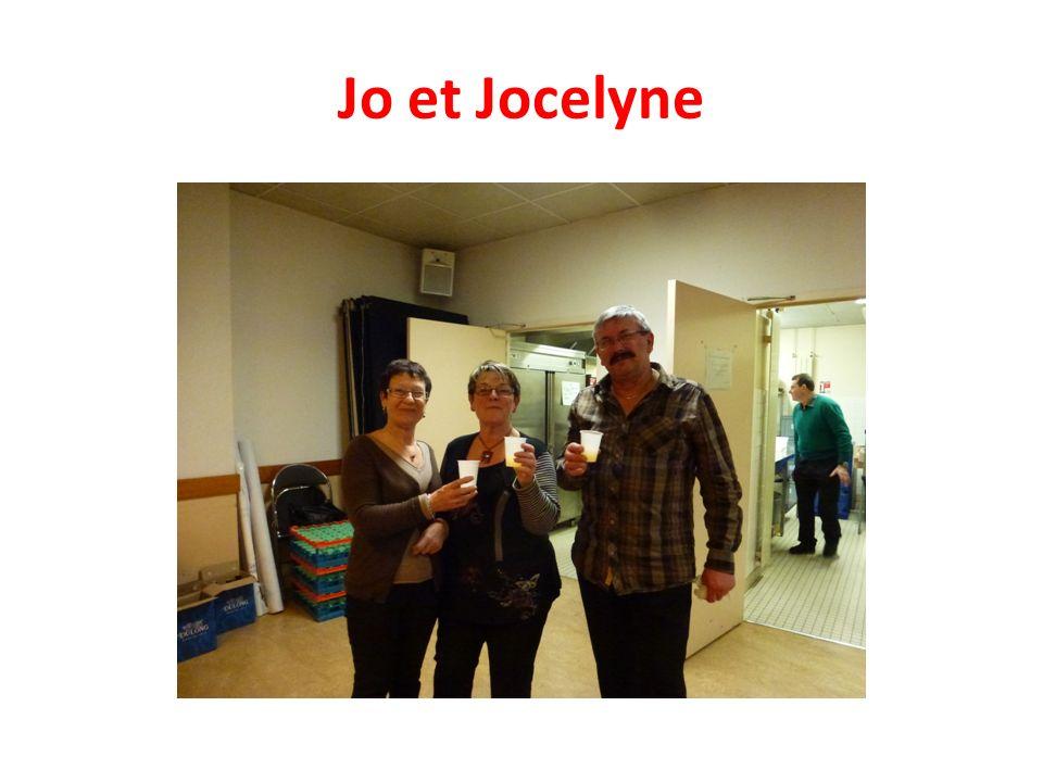 Jo et Jocelyne