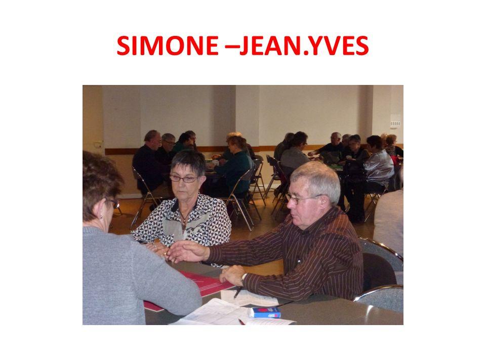 SIMONE –JEAN.YVES