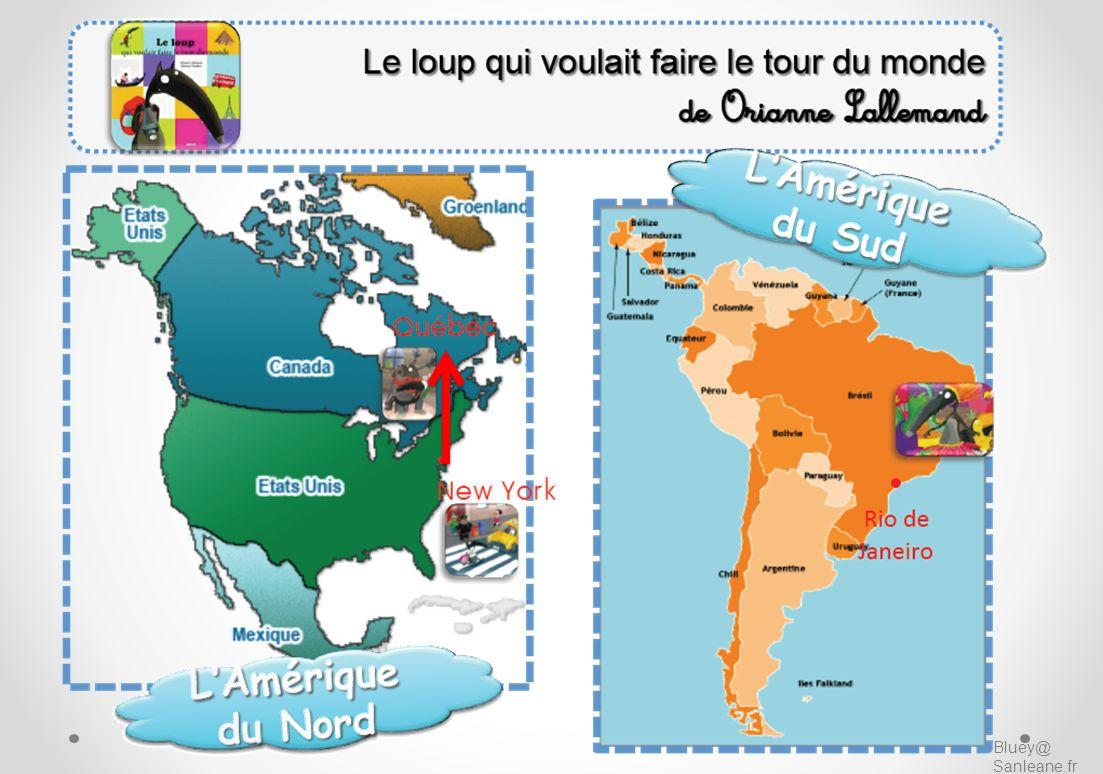 Bluey@ Sanleane.fr