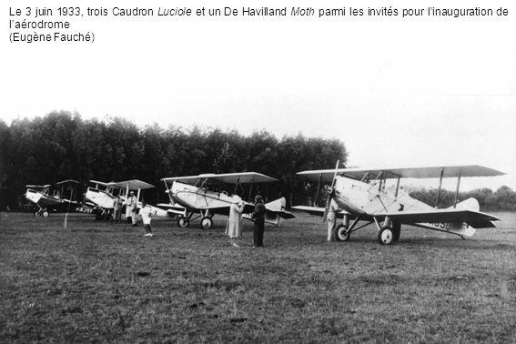 En 1949, Jules Lochard devient président de lAéro-club de Djidjelli.
