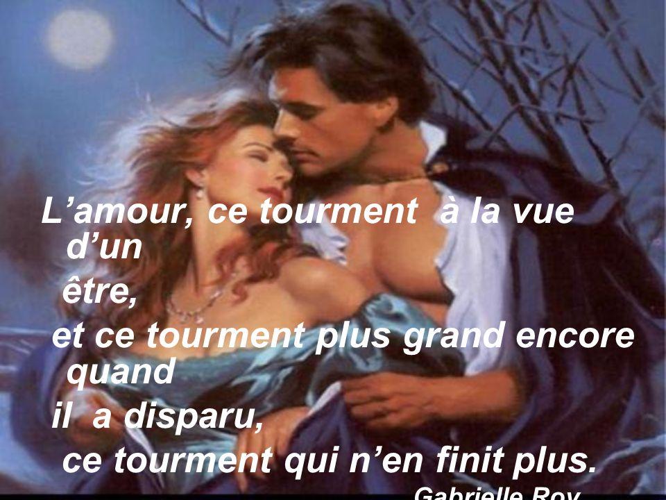 Lamour, cest quand le temps se transforme en mémoire Et nous fait le présent dun passé plein despoir. Yves Duteil