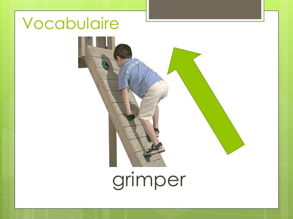 #6 grimper sur la table