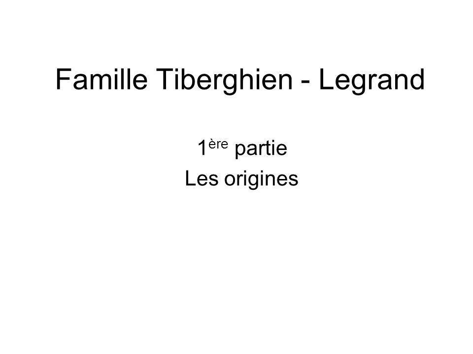Cest le premier dont on peut parler avec précision Il vit à lépoque de Louis XIV et de Louis XV (1701-1773) Cest un riche négociant en laines Charles est laïeul au 6ème degré de Gustave Tiberghien Charles Louis Tiberghien-Delebarre