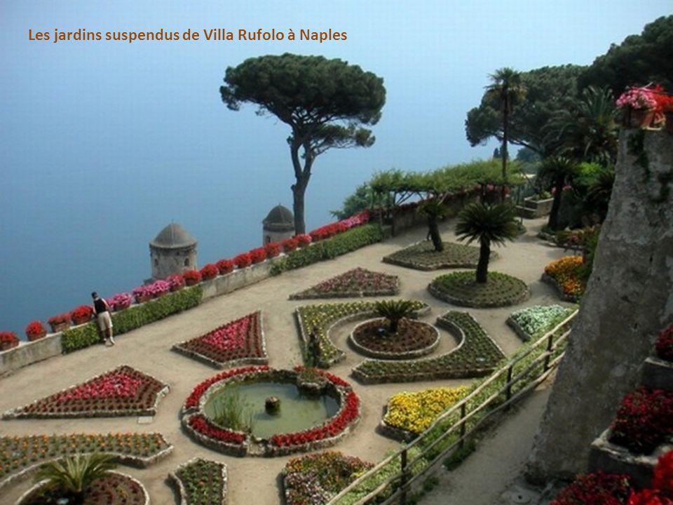 Grotte de Flora de Villa d'Este à Tivoli
