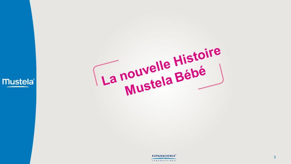 La nouvelle Histoire Mustela Bébé 5