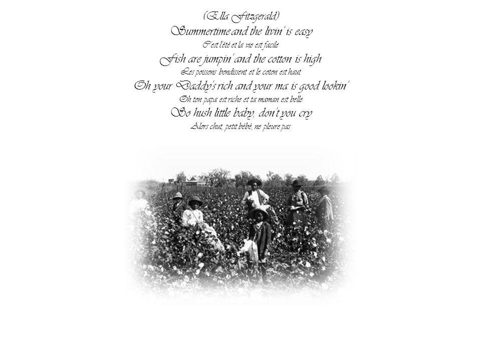 Ella Fitzgerald Louis Armstrong Summertime Par Nanou et Stan