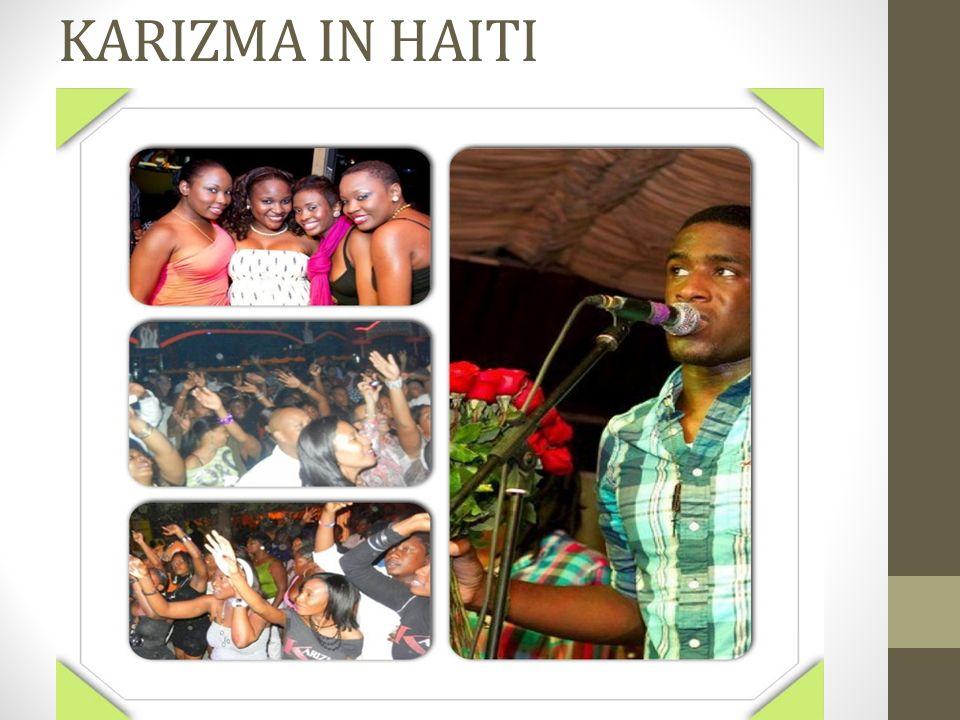 KARIZMA IN HAITI