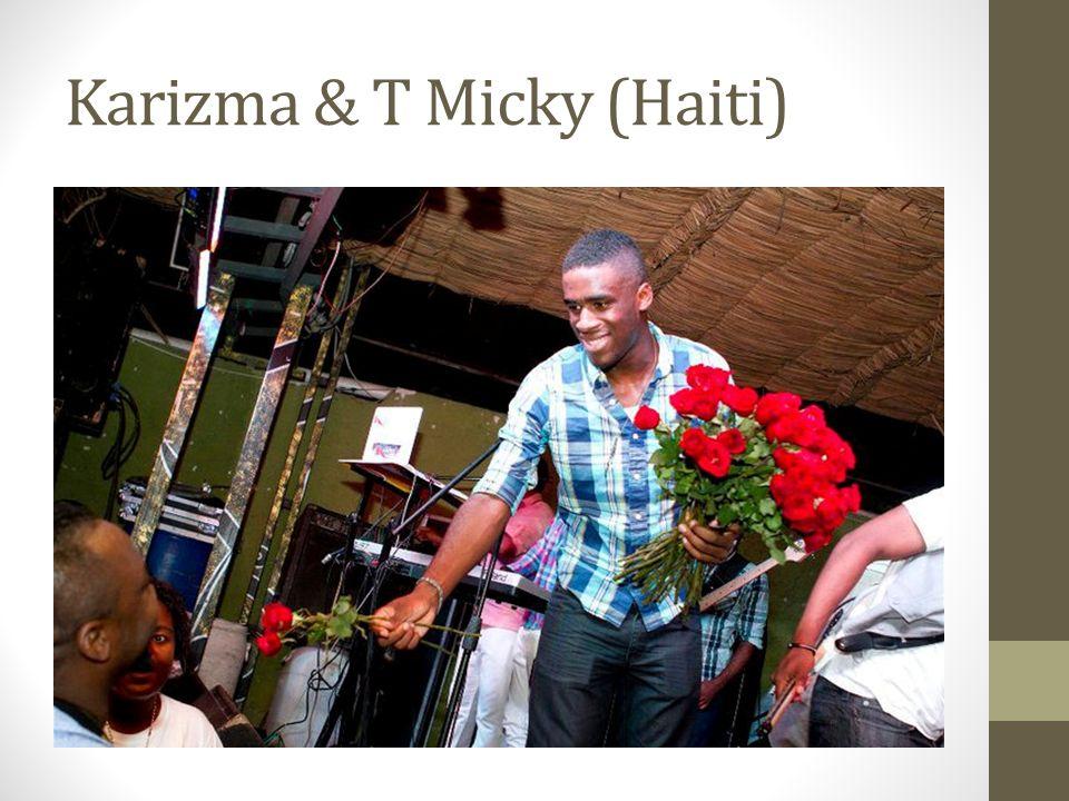 Karizma & T Micky (Haiti)
