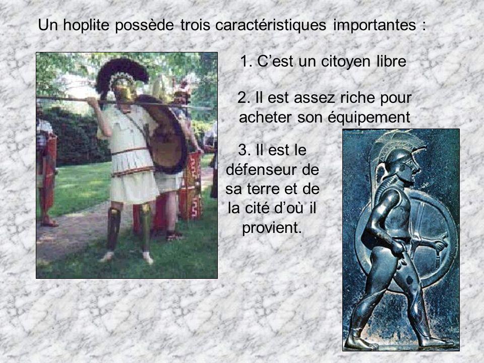 Voici quelques représentations de guerriers grecs : ce sont des hoplites. Selon vous, qui étaient-ils ? Des mercenaires étrangers ? Des militaires pro