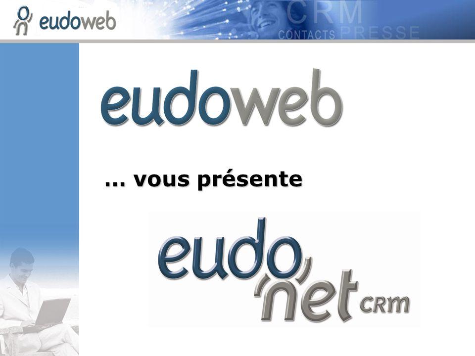 Eudonet en ASP Adhésion forte des utilisateurs Mise en œuvre immédiate en 3 semaines Une solution recherchée pour le suivi commercial des contacts de la régie : 10 commerciaux « régie pub » 5 commerciaux « régie Web » Réponse : Besoins : Mise en œuvre au sein de Retour Eudonet