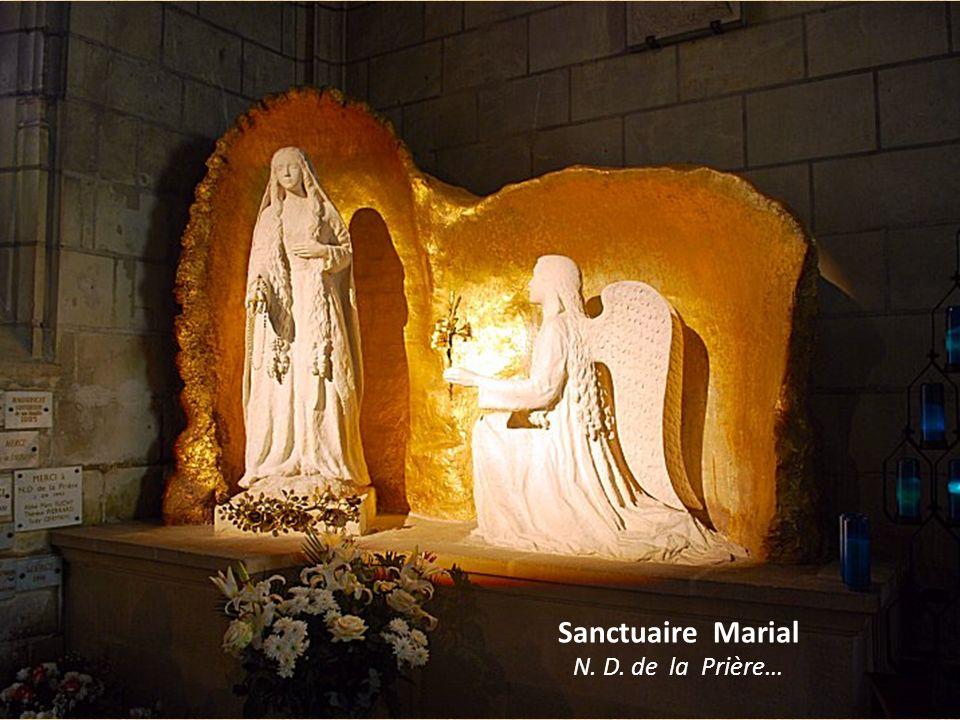 Sanctuaire Marial N. D. de la Prière…