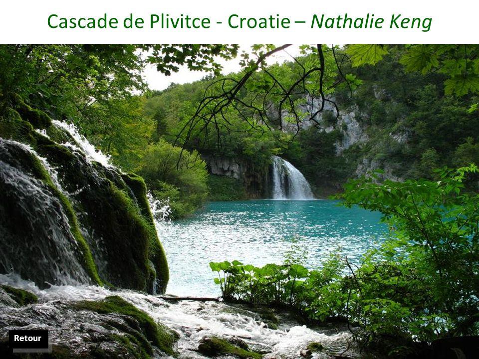Cascade de Plivitce - Croatie – Nathalie Keng Retour