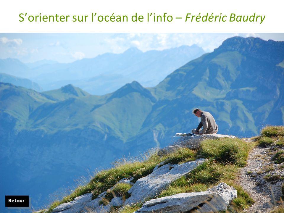 Sorienter sur locéan de linfo – Frédéric Baudry Retour