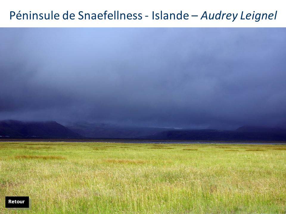Péninsule de Snaefellness - Islande – Audrey Leignel Retour