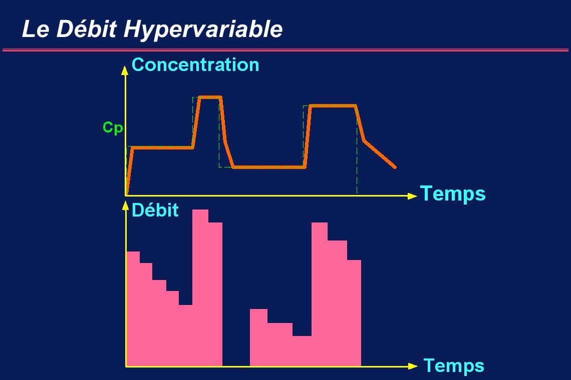 Le Débit Hypervariable