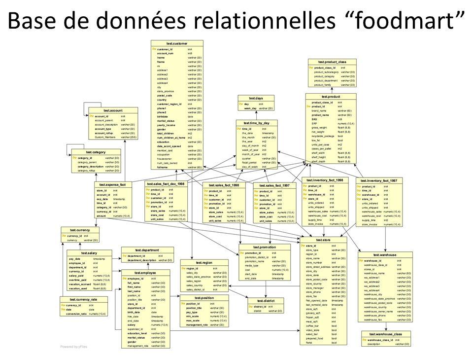 Coordonnées parallèles Johansson et al. 2005