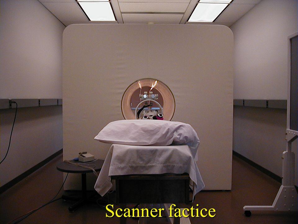 Scanner factice