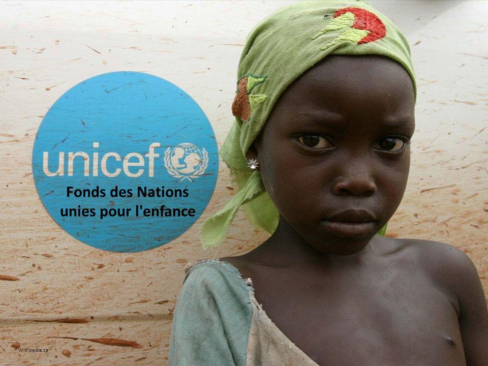 Wikipedia.ca Fonds des Nations unies pour l'enfance