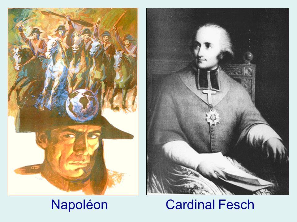 Sous lEmpire, André poursuit ses études au nouveau collège de Lyon, puis dans les séminaires grâce aux connivences politiques de Napoléon avec son onc