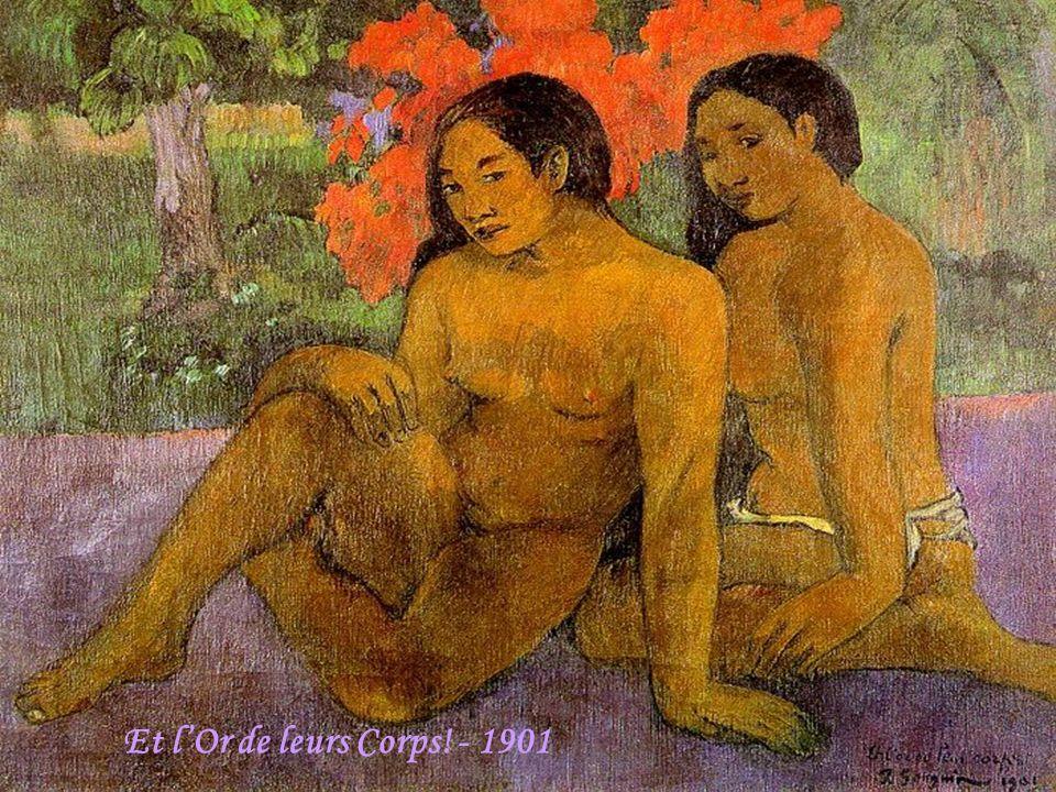 Te arii Vahine (Une Femme noble)-1896