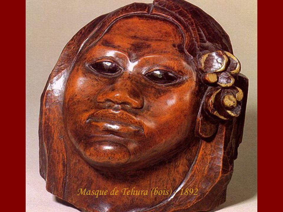 Manaau tupapu (Les esprits de la mort veillent ) -1892