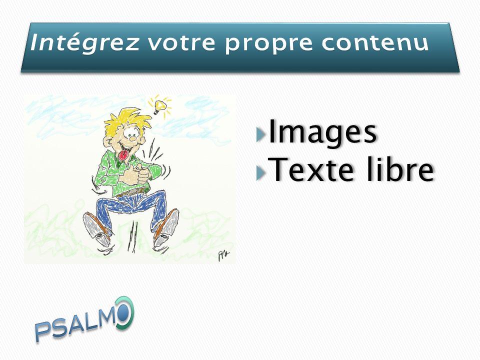 Images Texte libre Images Texte libre